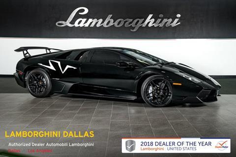 Charming 2010 Lamborghini Murcielago For Sale In Richardson, TX