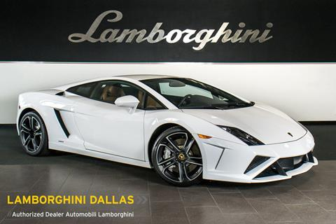 2013 Lamborghini Gallardo for sale in Richardson, TX