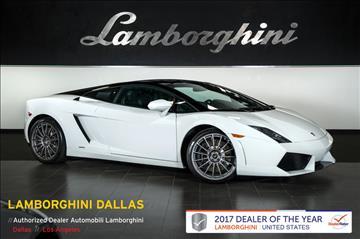 2012 Lamborghini Gallardo for sale in Richardson, TX
