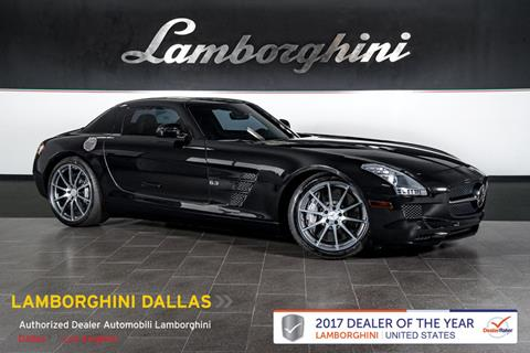 2012 Mercedes-Benz SLS AMG for sale in Richardson, TX