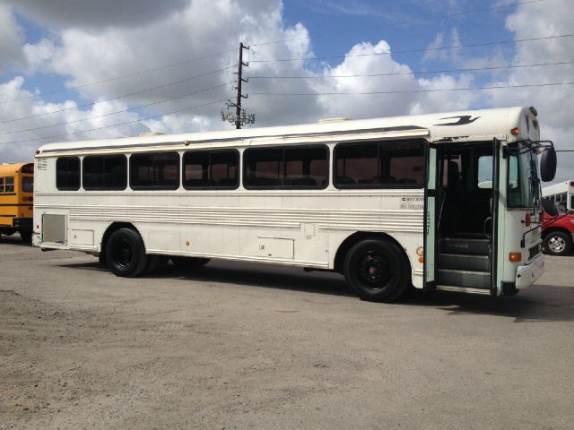 2004 BlueBird All American Transit Bus - CYPRESS TX