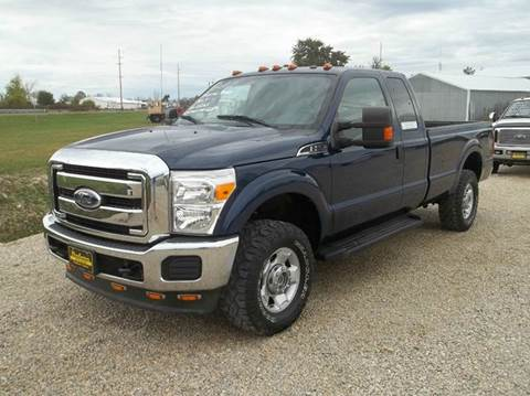 2011 Ford F-250 Super Duty for sale in Portland, IN