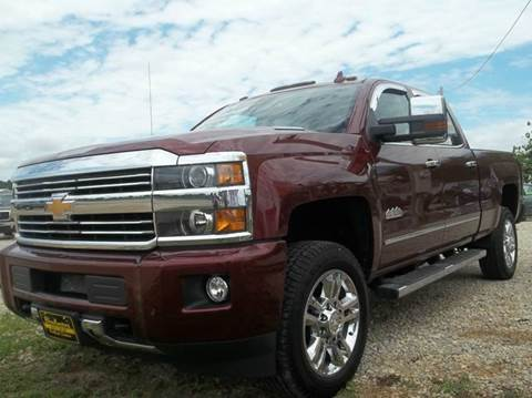 2016 Chevrolet Silverado 2500 For Sale In Indiana