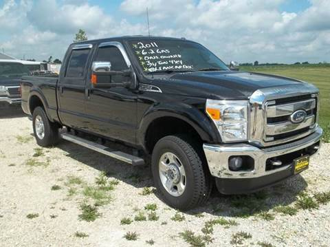 2011 Ford F-250 Super Duty
