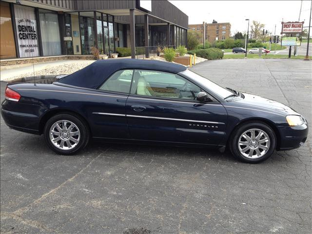 2001 Chrysler Sebring Convertible Limited - North Aurora IL