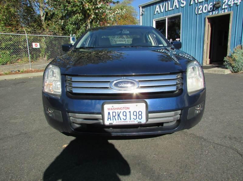 2007 Ford Fusion I-4 SE 4dr Sedan - Burien WA