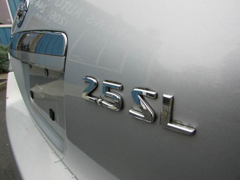 2007 Nissan Altima 2.5 S 4dr Sedan (2.5L I4 CVT) - Burien WA