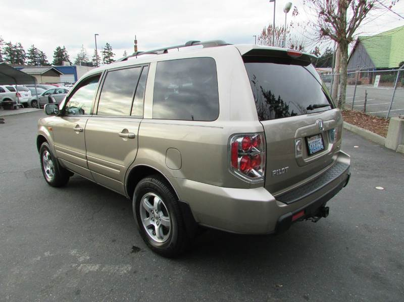 2006 Honda Pilot EX-L 4dr SUV 4WD - Burien WA