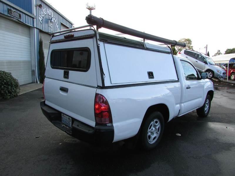 2008 Toyota Tacoma 4x2 2dr Regular Cab 6.1 ft. SB 4A - Burien WA