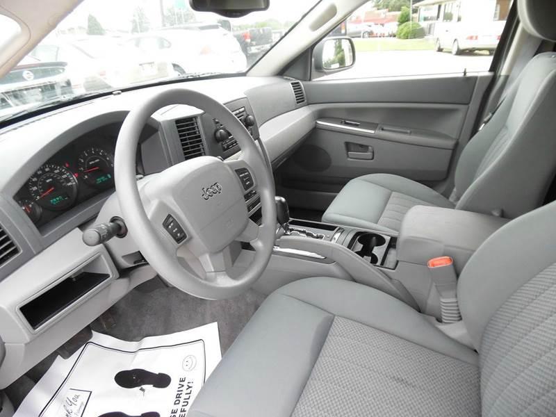 2005 Jeep Grand Cherokee Laredo 4dr SUV - Monroe NC