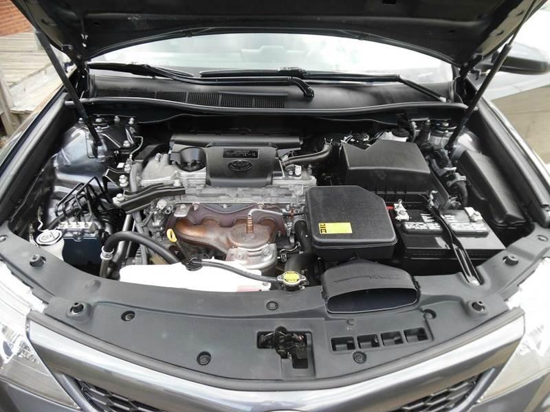 2013 Toyota Camry SE 4dr Sedan - Monroe NC