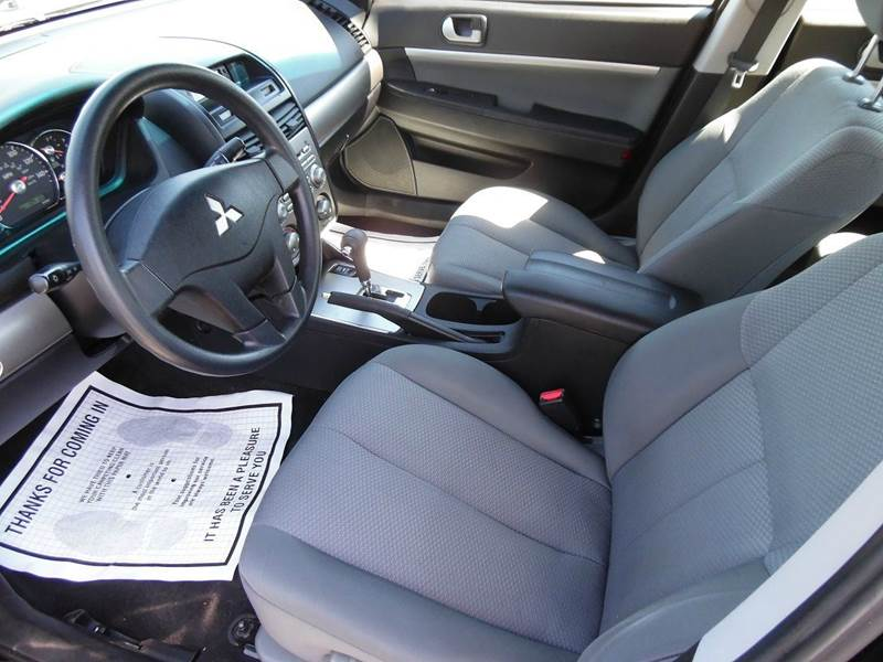 2011 Mitsubishi Galant FE 4dr Sedan - Monroe NC