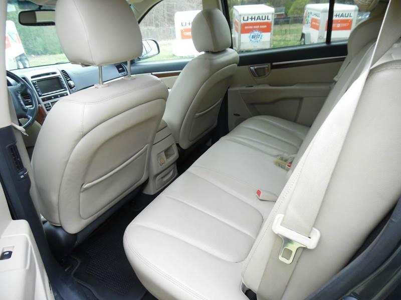 2009 Hyundai Santa Fe Limited 4dr SUV - Monroe NC