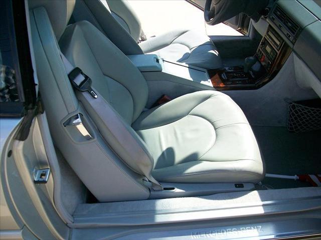 1999 Mercedes-Benz SL-Class SL500 2dr Convertible - Monroe NC