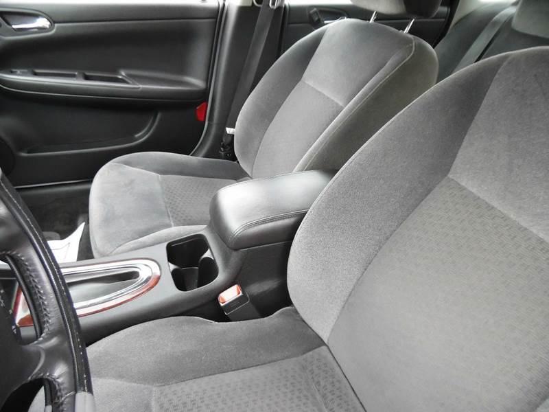 2010 Chevrolet Impala LT 4dr Sedan - Monroe NC