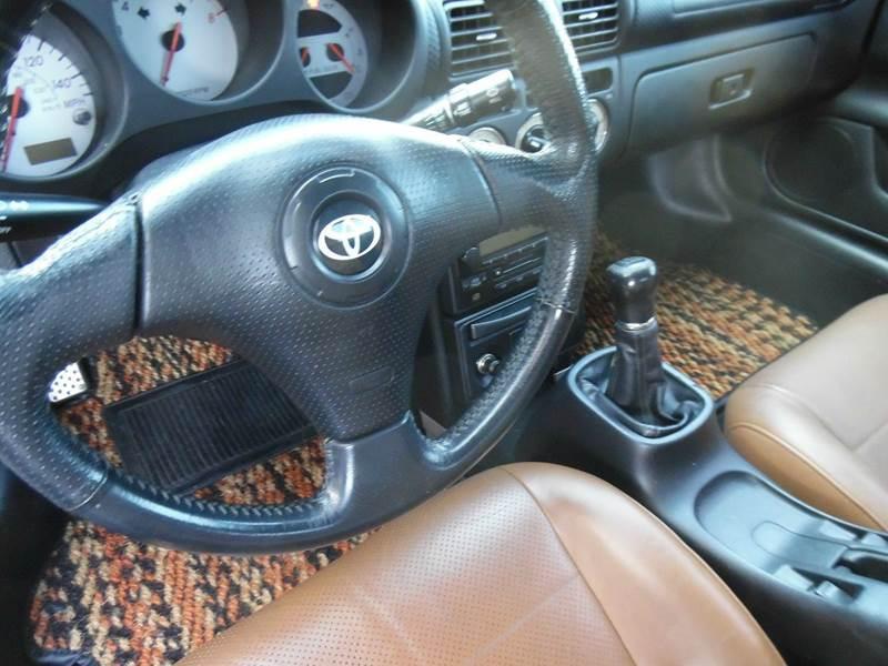 2003 Toyota MR2 Spyder 2dr Convertible - Monroe NC