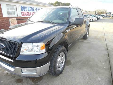 Used Ford Trucks For Sale Monroe Nc