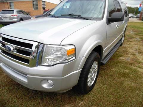 2011 Ford Expedition EL for sale in Monroe, NC