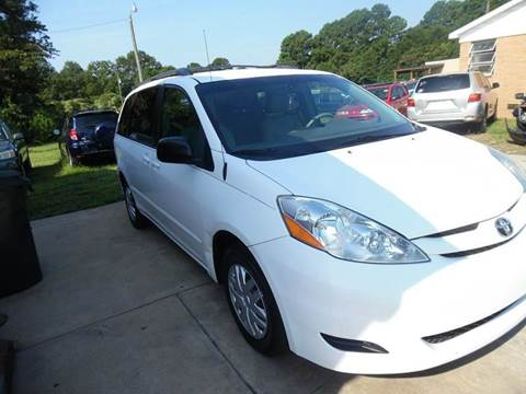 2009 Toyota Sienna for sale in Monroe, NC