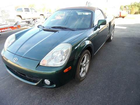 2003 Toyota MR2 Spyder for sale in Monroe, NC