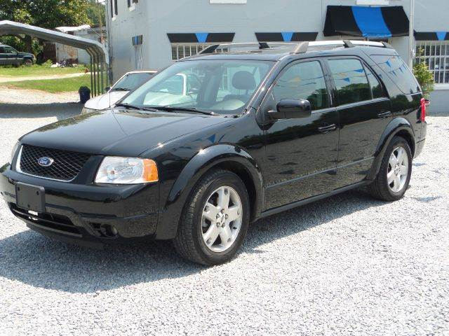 used 2006 ford freestyle limited awd 4dr in garner nc at gr motor company. Black Bedroom Furniture Sets. Home Design Ideas