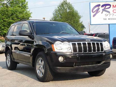 2007 Jeep Grand Cherokee for sale in Garner, NC