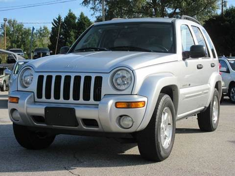 2003 Jeep Liberty for sale in Garner, NC