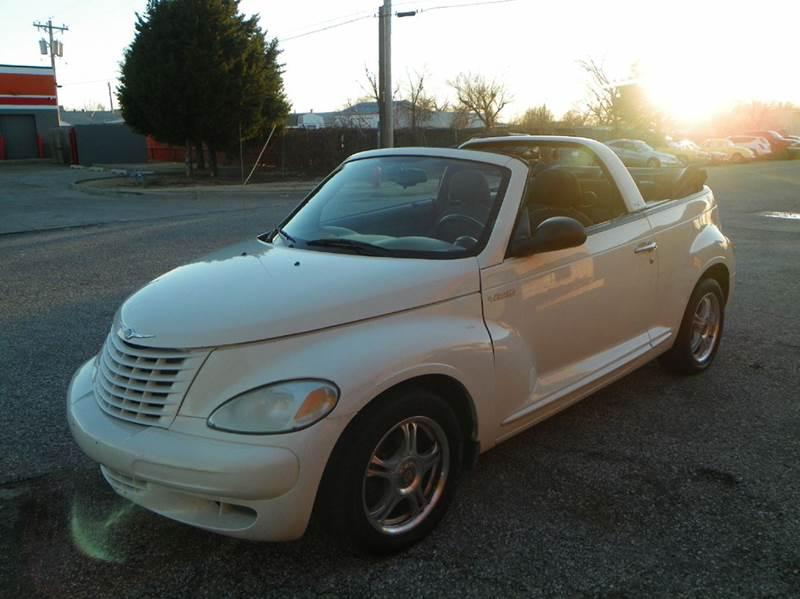 2005 Chrysler Pt Cruiser Base 2dr Convertible In Edmond Ok