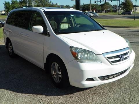 2007 Honda Odyssey for sale in Edmond, OK