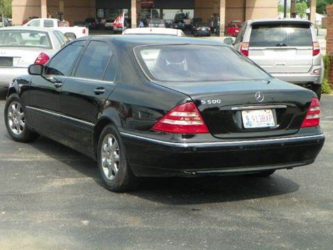 Mercedes Benz S Class For Sale In Oklahoma