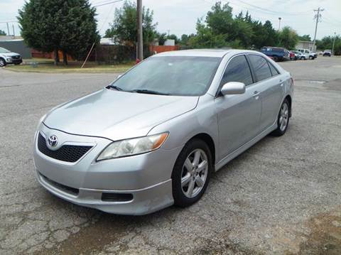 2007 Toyota Camry for sale in Edmond, OK