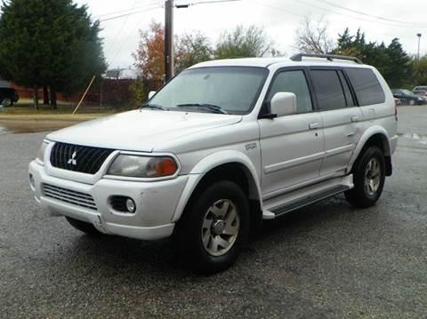 2003 Mitsubishi Montero Sport for sale in Edmond, OK