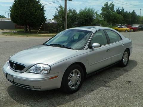Mercury Sable For Sale Oklahoma Carsforsale