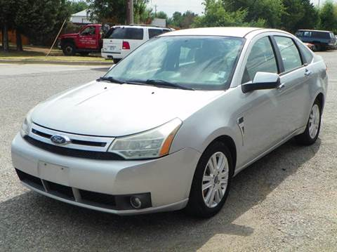 2008 Ford Focus for sale in Edmond, OK