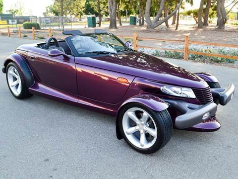1999 Plymouth Prowler for sale in Anaheim, CA