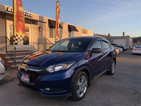 2016 Honda HR-V for sale in Methuen, MA
