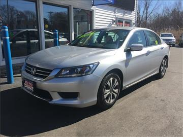 2014 Honda Accord for sale in Methuen, MA