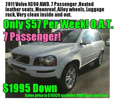 2011 Volvo XC90 for sale in Methuen MA
