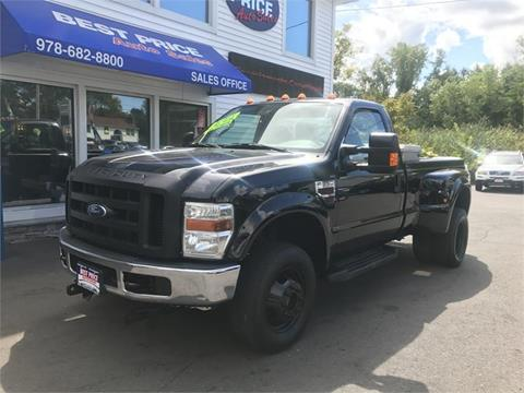 2008 Ford F-350 Super Duty for sale in Methuen MA