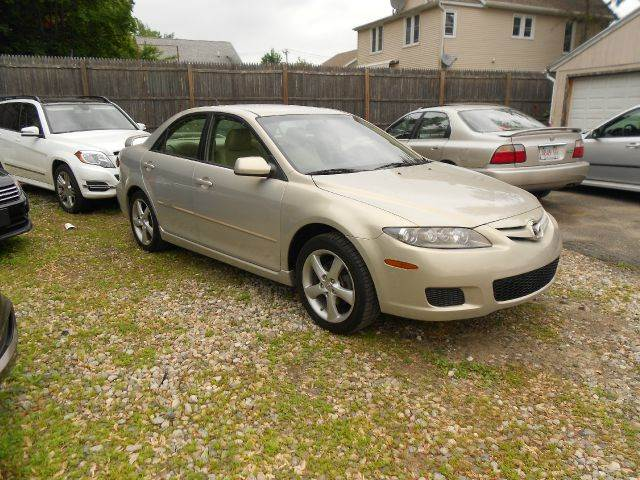 2008 mazda mazda6 for sale in chicopee ma. Black Bedroom Furniture Sets. Home Design Ideas
