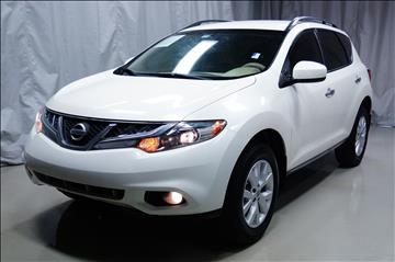 2014 Nissan Murano for sale in Houston, TX