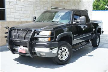 2004 Chevrolet Silverado 2500HD for sale in Houston, TX