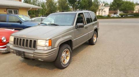 1996 Jeep Grand Cherokee for sale in Olympia, WA
