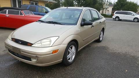2001 Ford Focus for sale in Olympia, WA