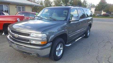 2000 Chevrolet Suburban for sale in Olympia, WA