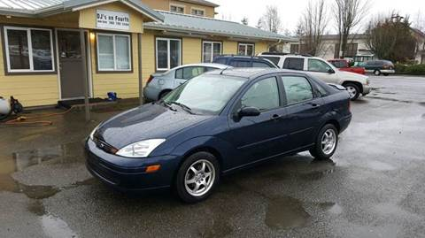 2002 Ford Focus for sale in Olympia, WA
