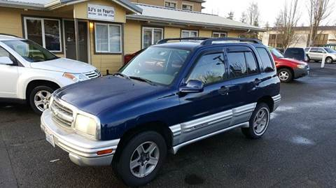 2002 Chevrolet Tracker for sale in Olympia, WA