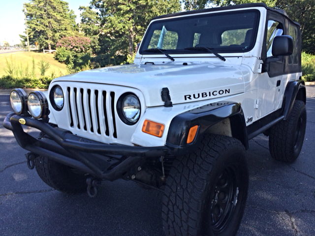2003 Jeep Wrangler for sale in Marietta GA