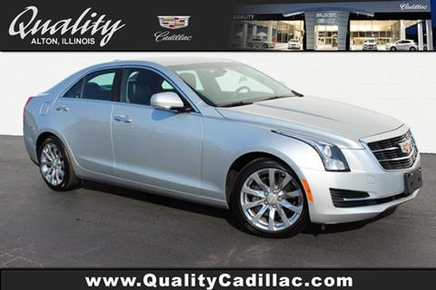 2017 Cadillac ATS for sale in Alton, IL