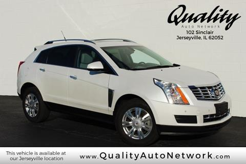 2014 Cadillac SRX for sale in Alton, IL